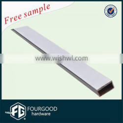 Iron chrome plated steel square round oval tube