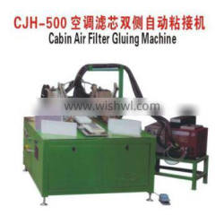 Full-auto Cabin Air Filter Edge Gluing and Bonding Machine from air filter manufacture