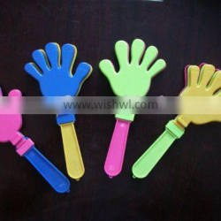 Promotional gift plastic clap hand