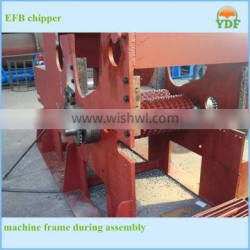 effective EFB chipper crusher KJDS316D with capacity 5-8t/h made in China