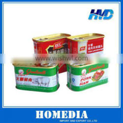 Food Grade Empty Metal Square Can