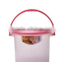 5Lt Round Container With Handle