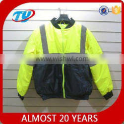 winter jacket safety reflective
