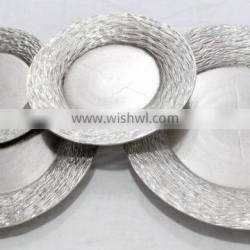 METAL PLATE, CANDY PLATE, DECORATIVE PLATE