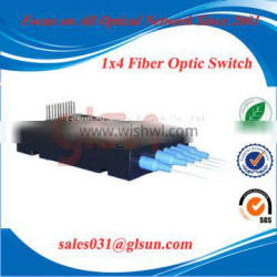 1×4 Optical Switch,Multi-channel Optical Switch