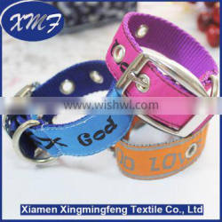 Custom Logo CAT AND DOG COLLARS