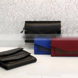 Wholesale New Fashion Lady And Women Genuine Leather Wallet