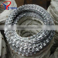 Razor Barbed Wire Fencing Prices