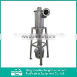 Newest CLT/A Series Combined Spiral Cyclone Dust Purifier Toner Removing Equipment