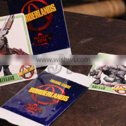 top quality printed game card production
