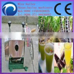 wholesale and high efficiency sugar cane juicer for sale