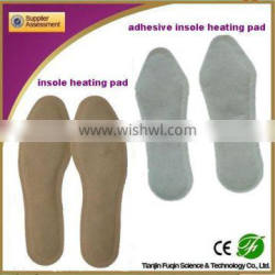 2013 new product adhesive herbal heating pads
