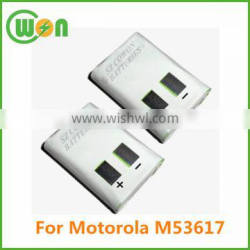 3.6V 700mAh rechargeable replacement battery for Motorola M53617 SX500R FV500 FV700R SX800R SX900R FV300 KEBT-086-B
