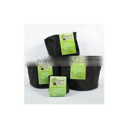 plant bag nonwoven felt smart pots with handle (1 gal to 1200 gal)