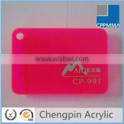 Thickness 1.8-40mm cast acrylic sheet