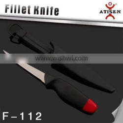 High quality Fishing tackle !Floating Fishing Knife,stainless steel fishing knife F-112