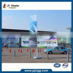 3m 5m 7m water injection outdoor flags
