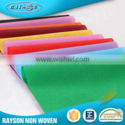 Oem Factory China High Quality Washable Pe Nonwoven Fabric