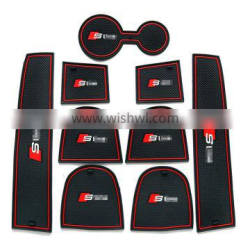 High quality auto gate slot mat for Audi Q5 (low configuration) 10pcs/set