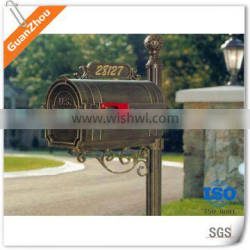 OEM Manufactory Hot Selling Cast Aluminum Mailbox