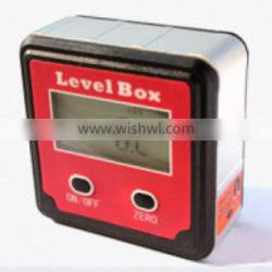 Low Cost Digital Bevel Sensor Electrical Protractor 360 Degree