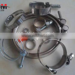 stainless steel all kinds of hose clamps