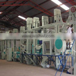 best sale 200T per day maize flour milling machinery
