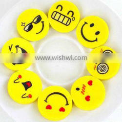 exclusive stationery gift set smile face eraser