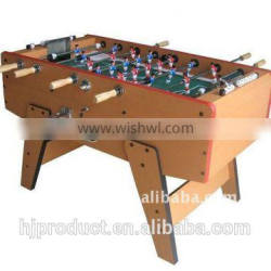 wholesale modern coin operating soccer game table/pool soccer table