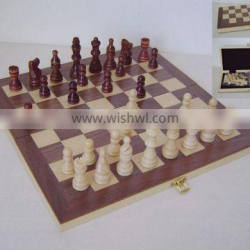 ECO&OEM -friendly with inlaid chess sets,high quality wooden chess sets