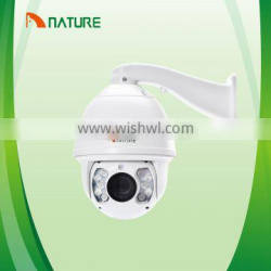 H264 2 Megapixel 32 Times Zoom PTZ High Speed Dome Camera