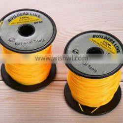 0.6mm*100m spool packing nylon builder line
