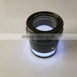 scale magnifier 10x