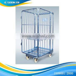 trolley for tall storage cube