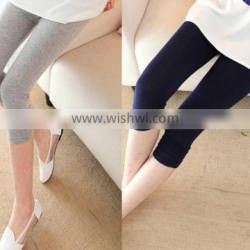 Factory outlet support adbomen pants for pregnant women, mdal fashionable pant
