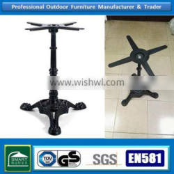 alibaba coffee table cast iron table base industrial Supplier's Choice