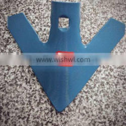 Rotary accessories shovel