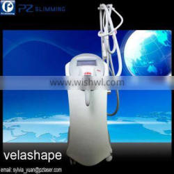 syneron v9 velashape body face arm shaping machine