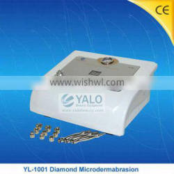 YALO-1001 Luxury diamond tips micro dermabrasion machines for salon use