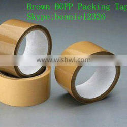 BOPP Packing Tape/Brown Color