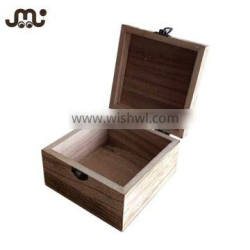 old fashion paulownia watch box wood