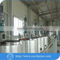 Good quality soybean oil refine plant