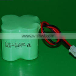 4.8v C 4500mAh rechargeable NiMH battery pack