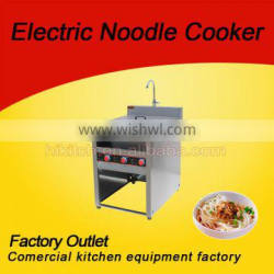 Stainless steel Freestanding 9-basket Electric Convection noodle cooker