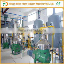Dinter rice bran oil extraction plant