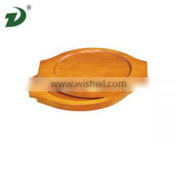 Cheap unfinished wooden tray wholesale