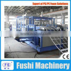 India Market, Automatic Vacuum Forming Machine & Cutting Machine