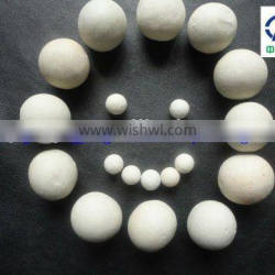 china wholesale Grinding ceramic ball blue and white ceramic balls