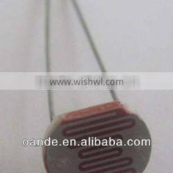 LDR photo resister light sensor light dependent resistor