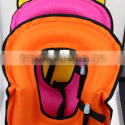Scuba diving Nylon snorkel Vest Diving equipment with various colors Quality Choice